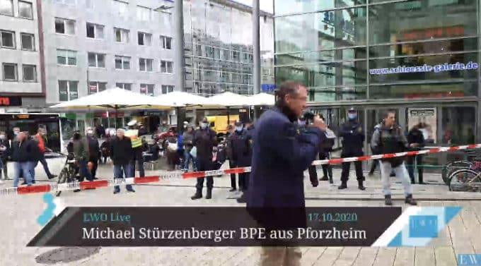 Michael Stürzenberger 2021