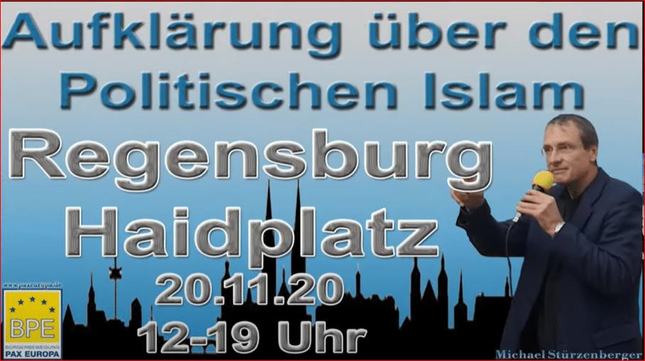 Michael Stürzenberger Termine