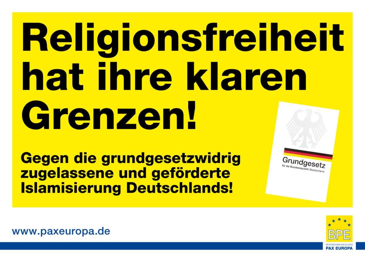 Bürgerbewegung Pax Europa