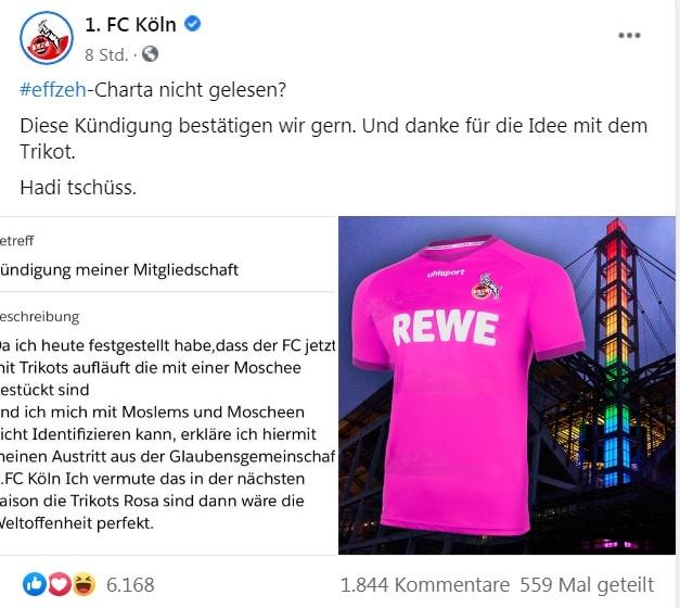 Fc Köln Mitgliedschaft