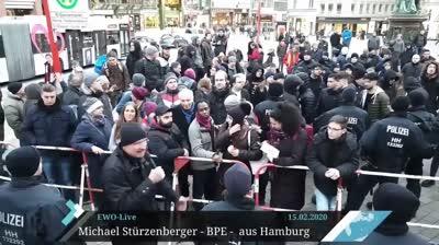 Afrikaner Hamburg