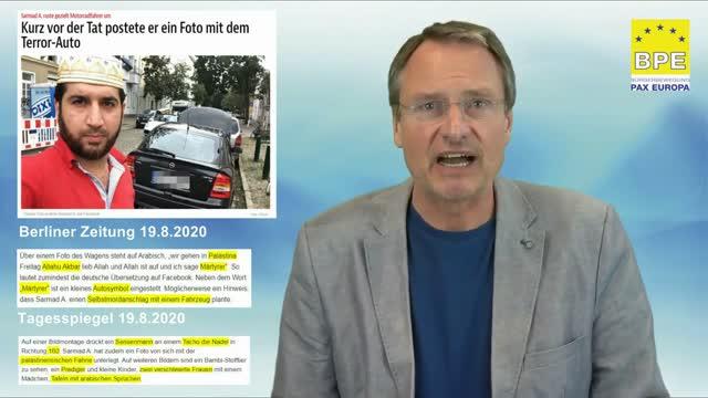 Terror Berlin 2021
